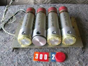 Lot Of 4 Coil Packs High Voltage Tesla Instrument Gc 044 Gc 045 Heavy