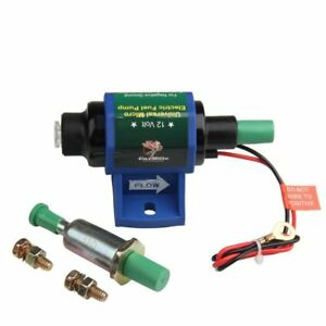 High Performance Universal Micro Electric Fuel Transfer Diesel Pump 4 7psi 12v