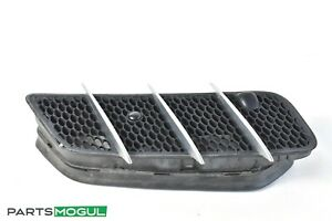 03 06 Mercedes Sl500 Sl600 Sl55 R230 Front Right Side Hood Air Vent Oem