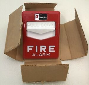 New Simplex Non coded Station 630 i52 Pull Fire Alarm