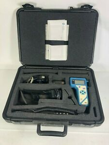 Tsi Q trak Plus Model 8554 Indoor Air Quality Monitor And Accessories