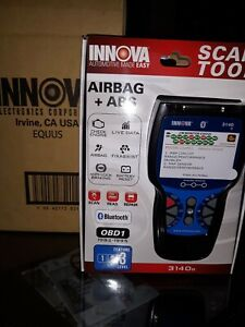 Innova 3140g Code Reader scan Tool With 3 5 Display Abs Bluetooth