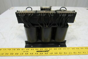 Gomi Electric T 3 1kva 200 230 350v To 200v 50 60hz Transformer