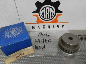 Martin 24h100 Timing Pulley 24 Teeth New Old Stock