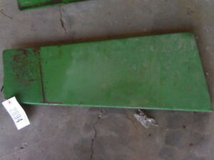 John Deere 4640 Tractor Right Side Panel Tag 2894