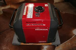 Honda Eu3000is Inverter Generator 120v 3500rpm