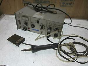 Pace W Thermo drive Heat Control Model 7008 0165 Soldering Station