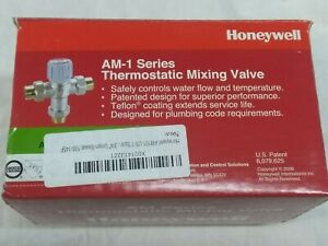 Honeywell Am 1 Series 3 4 Thermostatic Mixing Valve Am101 us 1lf