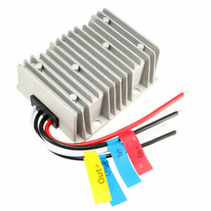 Uxcell Voltage Converter Regulator Dc dc Dc 24v To Dc 48v 10a 480w Power Boost