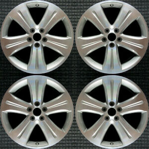 Set 2008 2009 2010 2011 2012 2013 Toyota Highlander Charcoal Wheels Rims 69536