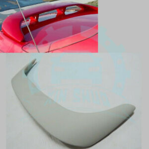 For Honda Del Sol Crx Type R 1992 97 Rear Wing Trunk Spoiler Lzh