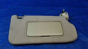 2008 2017 Infiniti Ex35 Qx50 Right Passenger Side Sun Visor 33411