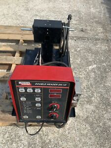 Lincoln Electric Double Header Dh 10 Welder Machine