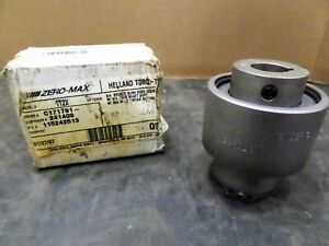Zero Max Tt2x Coupling 3 4 Bronze Bushing 3 4 Shaft Bore 250 In Lb