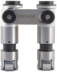 Crower Hi seat Mechanical Roller Lifter Sm Block Fits Chevy 16 Pc P n 66275h 16
