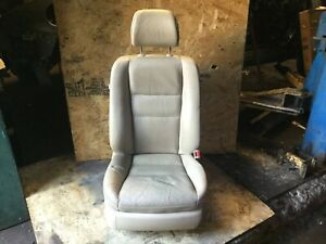 06 07 08 Acura Rl Front Right Passenger Seat Leather Oem D41
