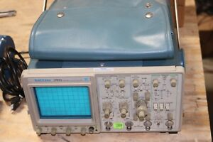 Excellent Working Tektronix 2465 Oscilloscope
