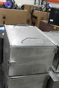 Vollrath 22119 Stainless Steel Food Carriers Insulated Seamless Insulated Pan