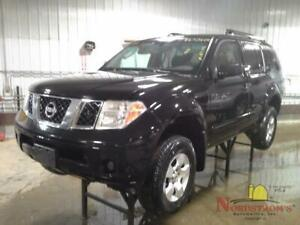 2006 Nissan Pathfinder Windshield Wiper Transmission