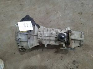 Manual Transmission 5 Speed Mazda 4wd Fits 99 03 Ford F150 Pickup 184593