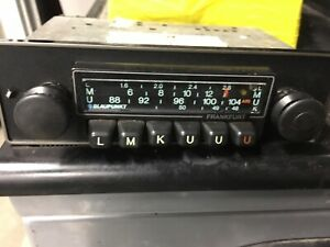Blaupunkt Frankfurt Am Fm Radio Model 930