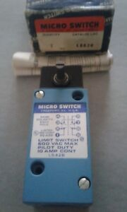 New Honeywell Lsa2b Micro Switch Limit Switch
