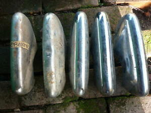 1947 1948 1949 1950 Studebaker Bumper Guards 5 Bumperettes Core