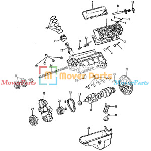 Cylinder Head 12522533 For Gm 6 5 60 Degree In Usa