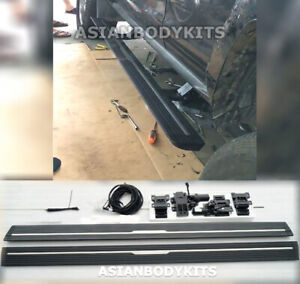 For Hummer H3 Side Step Electric Deployable Running Boards Power Step 2006 10