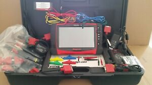 Snap On Eems327 Verus Pro Scanner 4 Channel Scope Newest Ver 18 4 Euro Asian Dom