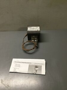 New Barksdale T2h h154 Temperature Switch 100f To 200f 10f 1