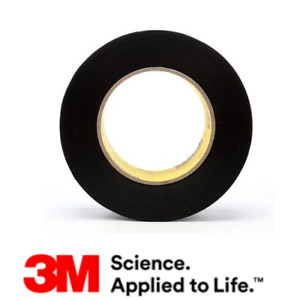 3m Vinyl Tape 472 Black 2 In X 36 Yd 10 4 Mil Single Roll