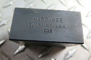 Hardinge Threading Tool Holder Model C12