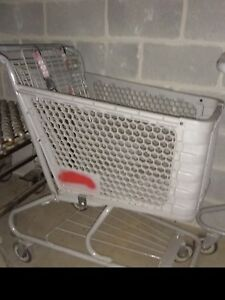 Shopping Carts Small Plastic Mini Baskets Used Store Fixtures Dollar Discount