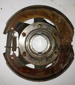 Ford 8n Tractor Original Inner Left Hub Brake Assembly