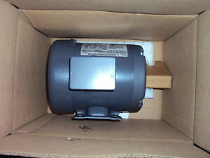 Emerson 601267b Motor 1 3 Hp 575 Volt 1725 Rpm Frm D56 60 Hz 3 Ph