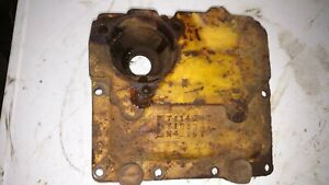 John Deere 1010 Crawler Dozer Rear Housing Cover