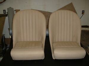 Hot Rod Seats Pair