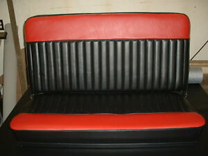 Hot Rod Rat Rod 29 30 31 32 33 34 Ford Bomber Bench Seat 1