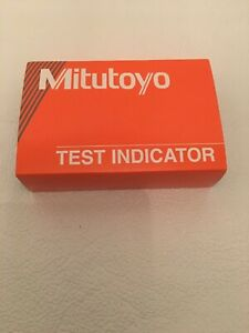 Mitutoyo 513 402 10t 03 Horizontal Test Indicator Complete With Accesorries