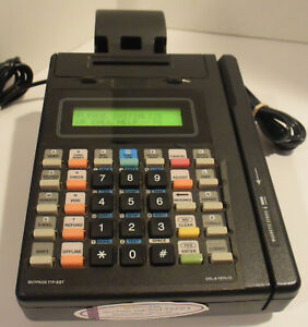 Hypercom T7p Credit Card Machine Reader Terminal