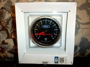 Autometer 3 3 8 In Dash Ford Racing Tachometer Gauge 10krpm 880084 White Led