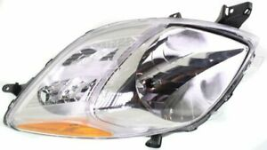 Headlight For 2007 2008 Toyota Yaris Hatchback Passenger Side