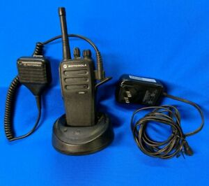 Motorola Portable Radio Cp200d Kit Used Professionally Tested And Verified
