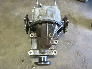 2006 2009 Honda S2000 Ap2 Oem Factory Differential Diff Assembly F22c 2 2l 82