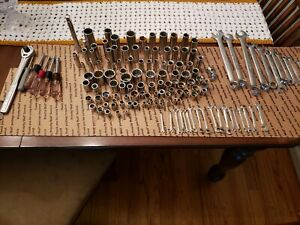 Huge Craftsmen Tool Lot Made In Usa