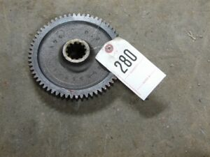 International Harvester 1066 Tractor Oil Pump Drive Gear Part 38031g Tag 280