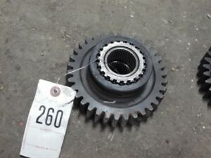 International Harvester 1066 Tractor Reverse Drive Gear Tag 260