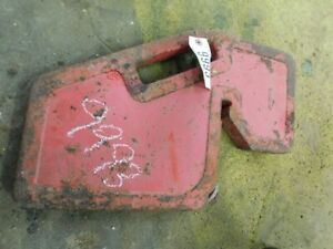 Mf Tractor Rear Combine Suitcase Weight Tag 9993