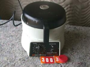 Iec Micro mb Bench Top Centrifuge Model Mmb W 12 Place Rotor Cat 837
